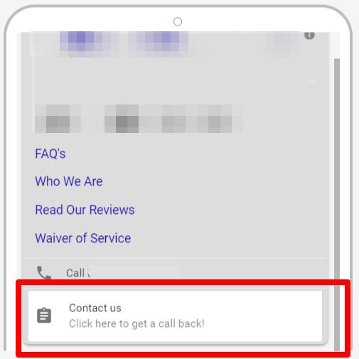 Google Lead Extension